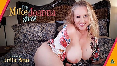 ADULT TIME - Hot Body Busty MILF Julia Ann Masturbates!