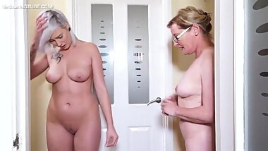 Mother and Daughter Punished 2
