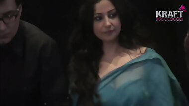 Divya dutta very hot cleavage
