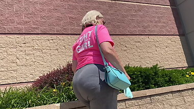 Thickest oldest granny ever