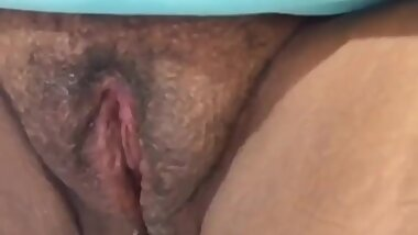 Creamy Fat Black Pussy Is Begging To Cum For You