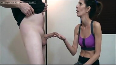 fitness mom fucked in ass